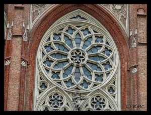 Catedral de la Ciudad de La Plata - Provincia de Buenos Aiers - República Argentina (ver interior)