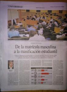 Diario Perfil. Edición Impresa. Domingo 14 de agosto de 2014. Sumplento Universidad, p.46