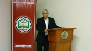 El Dr. Fernando Napoli en la Escuela de Posgrado de la UNC@