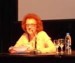 Conferencia de cierre a cargo de la Dra. Elisa Lucarelli